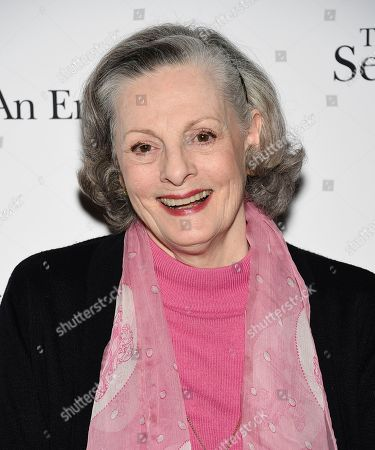 """Actress Dana Ivey attends a special screening of """"The Sense of an Ending"""" at the Museum of Modern Art, in New York"""
