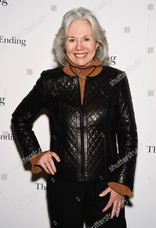 "Actress Kathryn Leigh Scott attends a special screening of ""The Sense of an Ending"" at the Museum of Modern Art, in New York"