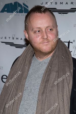 """Stock Picture of James McCartney attends a screening of """"This Beautiful Fantastic"""" at the SVA Theatre on Monday, Dec. 19. 2016, in New York"""