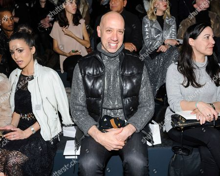Robert Verdi is seen at Michael Costello at Skylight Clarkson Square, in New York