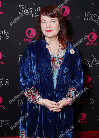 """Director Allison Anders seen at premiere screening of Lifetime Television """"Beaches"""" at Regal LA Live Stadium 14 on in Los Angeles, Calif"""