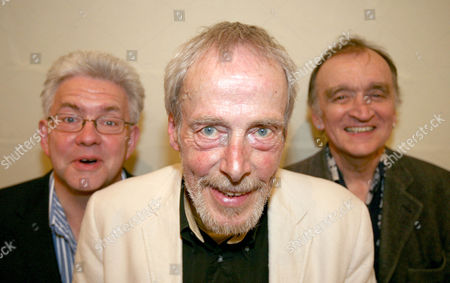 Ian McMillan, Pete Morgan and Martin Carthy