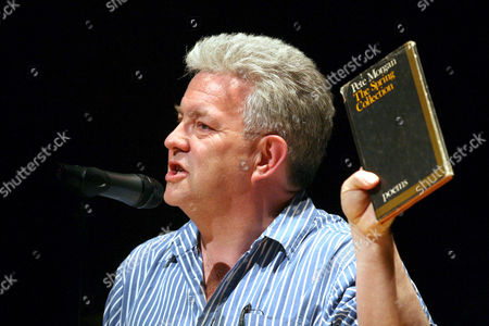 Stock Picture of Ian McMillan