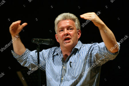 Editorial image of 'The Poetry Of Pete Morgan: A Celebration' at the Sir Jack Lyons Concert Hall, University of York, York, Britain - 08 May 2009