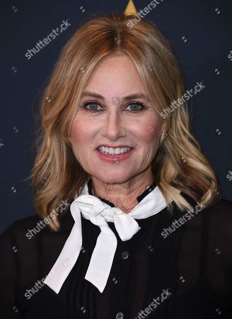 Maureen McCormick arrives at the Richard Donner Tribute on in Beverly Hills, Calif