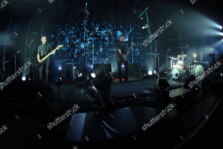 Editorial picture of Sigur Ros In Concert at the Fabulous Fox Teatre, Atlanta, USA - 23 May 2017