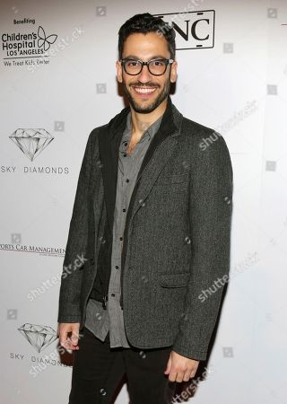 Adam Tsekhman arrives at the annual All Star Party presented by Sky Diamonds, Sports Car Management and CNC Motors, Inc. to benefit Children's Hospital Los Angeles on in Los Angeles, CA
