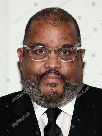 Dawoud Bey attends the The Gordon Parks Foundation Annual Awards Dinner and Auction at Cipriani 42nd Street, in New York
