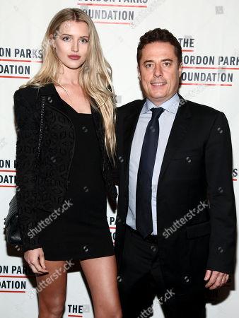 Editorial photo of The Gordon Parks Foundation 2017 Awards Gala, New York, USA - 6 Jun 2017