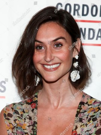 Danielle Snyder attends the The Gordon Parks Foundation Annual Awards Dinner and Auction at Cipriani 42nd Street, in New York