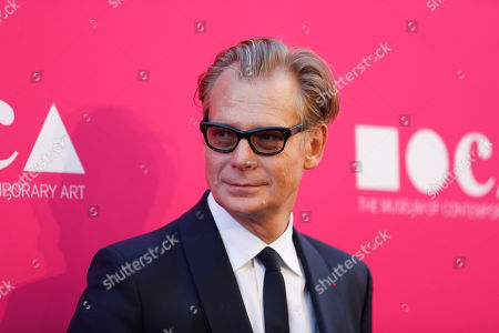 MOCA Director Philippe Vergne poses at The Museum Of Contemporary Art 2017 Annual Gala at The Geffen Contemporary at MOCA, in Los Angeles, Calif