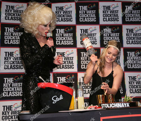 Editorial photo of The Stoli Key West Cocktail Classic NYC, New York, USA - 1 Mar 2017
