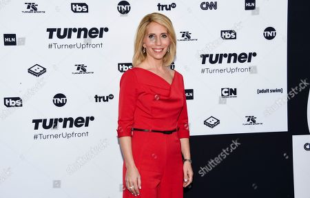 CNN News correspondent Dana Bash attends the Turner Network 2017 Upfront presentation at The Theater at Madison Square Garden, in New York