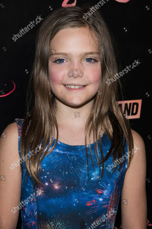 "Stock Image of Delphina Belle attends TV Land's ""Younger"" season 4 premiere party at Mr. Purple, in New York"