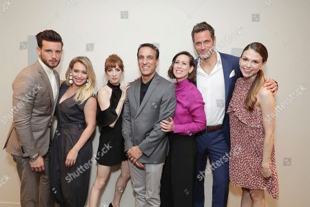 Editorial image of TV Land 'Younger' FYC Panel, Los Angeles, USA - 13 May 2017