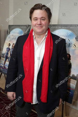 """Composer Ben Wallfisch seen at Twentieth Century Fox """"Hidden Figures"""" Special Screening at the London West Hollywood on January, 04, 2017, in Los Angeles, CA"""