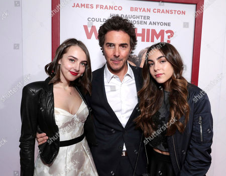 "Editorial image of Twentieth Century Fox ""Why Him?"" World Premiere, Westwood, USA - 17 Dec 2016"