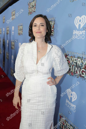 """Stock Picture of Fiona Loewi seen at Warner Bros. Pictures and Metro-Goldwyn-Mayer Pictures """"Everything, Everything"""" Special VIP Screening, in Los Angeles"""