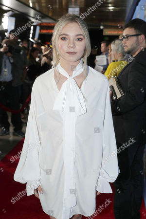 """Taylor Hickson seen at Warner Bros. Pictures and Metro-Goldwyn-Mayer Pictures """"Everything, Everything"""" Special VIP Screening, in Los Angeles"""