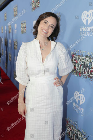 """Fiona Loewi seen at Warner Bros. Pictures and Metro-Goldwyn-Mayer Pictures """"Everything, Everything"""" Special VIP Screening, in Los Angeles"""
