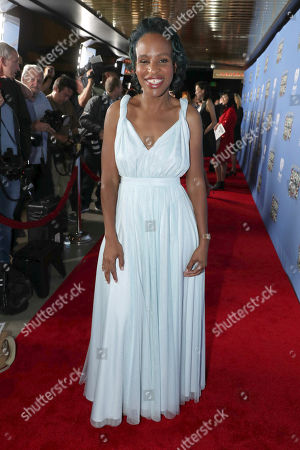 """Author Nicola Yoon seen at Warner Bros. Pictures and Metro-Goldwyn-Mayer Pictures """"Everything, Everything"""" Special VIP Screening, in Los Angeles"""