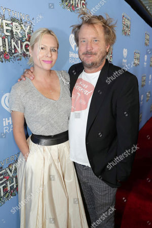 """Stock Picture of Guest and Screenwriter J. Mills Goodloe seen at Warner Bros. Pictures and Metro-Goldwyn-Mayer Pictures """"Everything, Everything"""" Special VIP Screening, in Los Angeles"""