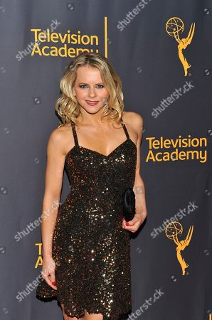 "Ekaterina Fedosova arrives at the Television Academy's ""Whose Dance Is It Anyway?"" event celebrating the art of choreography with an evening of dance created by renowned choreographers at the Saban Media Center on in the NoHo Arts District in Los Angeles"