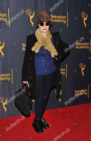 """Toni Basil arrives at the Television Academy's """"Whose Dance Is It Anyway?"""" event celebrating the art of choreography with an evening of dance created by renowned choreographers at the Saban Media Center on in the NoHo Arts District in Los Angeles"""