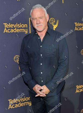 John Debney arrives to take part in WORDS + MUSIC, presented at the Television Academy's Wolf Theatre at the Saban Media Center in North Hollywood, Calif