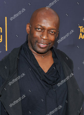 Stock Image of Kurt Farquhar arrives to take part in WORDS + MUSIC, presented at the Television Academy's Wolf Theatre at the Saban Media Center in North Hollywood, Calif