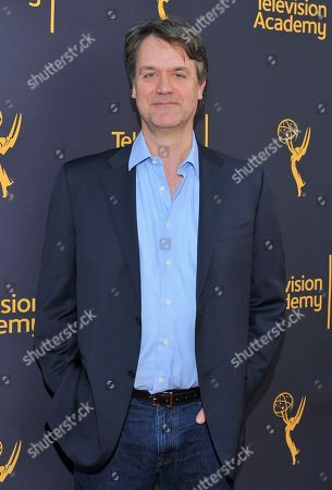 Kevin Murphy arrives to take part in WORDS + MUSIC, presented at the Television Academy's Wolf Theatre at the Saban Media Center in North Hollywood, Calif