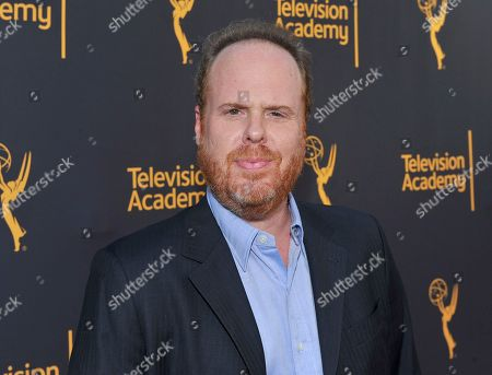 Pedro Bromfman arrives to take part in WORDS + MUSIC, presented at the Television Academy's Wolf Theatre at the Saban Media Center in North Hollywood, Calif