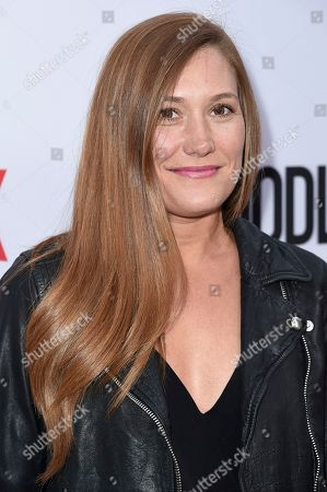 """Schuyler Fisk attends the """"Bloodline"""" FYC event at ArcLight Cinemas Culver City, in Culver City, Calif"""