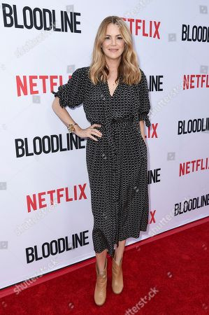 "Jacinda Barrett attends the ""Bloodline"" FYC event at ArcLight Cinemas Culver City, in Culver City, Calif"
