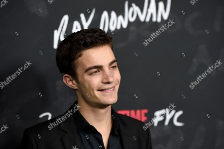"Editorial picture of ""Ray Donovan"" FYC Event - Arrivals, Los Angeles, USA - 11 Apr 2017"