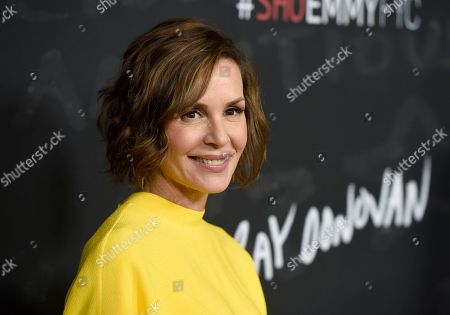 """Embeth Davidtz arrives at a """"Ray Donovan"""" For Your Consideration event at the Directors Guild of America Theater, in Los Angeles"""