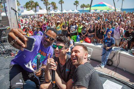 Editorial photo of 2017 Florida AIDS Walk, Ft Lauderdale, USA - 19 Mar 2017