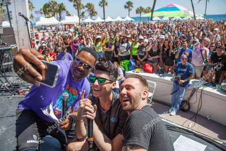 Editorial picture of 2017 Florida AIDS Walk, Ft Lauderdale, USA - 19 Mar 2017