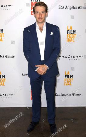 "Fran Kranz arrives at the Los Angeles Film Festival world premiere of ""A Midsummer Night's Dream"", in Santa Monica, Calif"