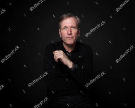 """Actor Martin Donovan poses for a portrait to promote the film, """"Rememory"""", at the Music Lodge during the Sundance Film Festival, in Park City, Utah"""
