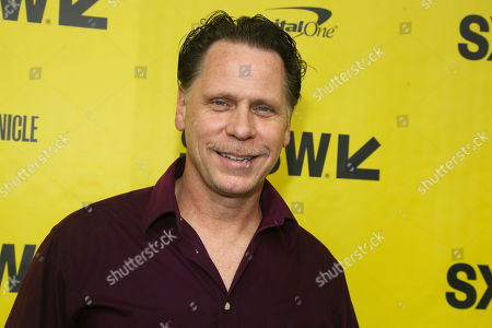 "Don Harvey arrives at the world premiere of ""Small Town Crime"" at the Paramount Theatre during the South by Southwest Film Festival, in Austin, Texas"