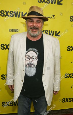 """Stock Image of Jeremy Ratchford arrives at the world premiere of """"Small Town Crime"""" at the Paramount Theatre during the South by Southwest Film Festival, in Austin, Texas"""