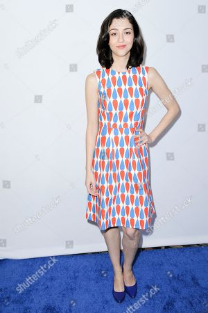 "Stock Image of Katie Findlay attends the ""Starwalk"" at the FX portion of the 2017 Winter Television Critics Association press tour, in Pasadena, Calif"