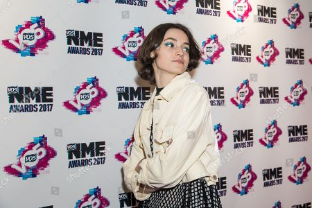 Editorial image of Britain NME 2017 music awards, London, United Kingdom - 15 Feb 2017