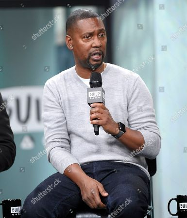 "Director Kevin Hooks participates in BUILD Speaker Series to discuss the film ""Madiba"" at AOL Studios, in New York"