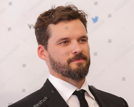 """Austin Nichols arrives for """"Full Frontal with Samantha Bee's Not the White House Correspondents' Dinner"""" held at DAR Constitution Hall on Saturday, April, 29, 2017, in Washington"""