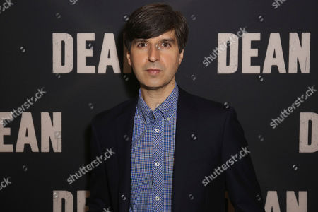 """Demetri Martin arrives at the LA Special Screening of """"Dean"""" at the ArcLight Hollywood, in Los Angeles"""