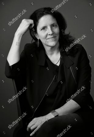 """Stock Picture of Documentary filmmaker Laura Poitras, director of """"Risk,"""" poses for a portrait, in Los Angeles"""