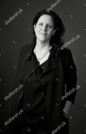 Editorial photo of Laura Poitras Portrait Session, Los Angeles, USA - 8 May 2017