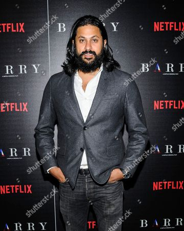 """Vikram Gandhi attends special screening of the Netflix Original Film """"Barry"""", hosted by The Cinema Society,, in New York"""